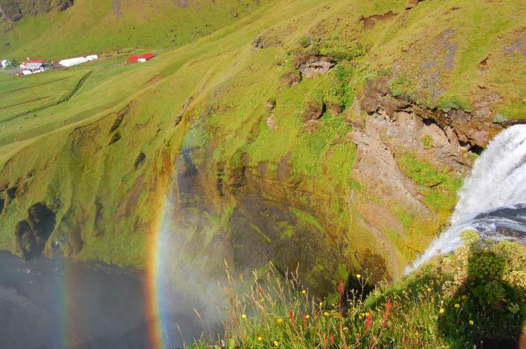 Double rainbow - waw