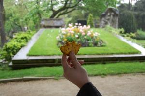 Macaron: mogador by Pierre Hermé