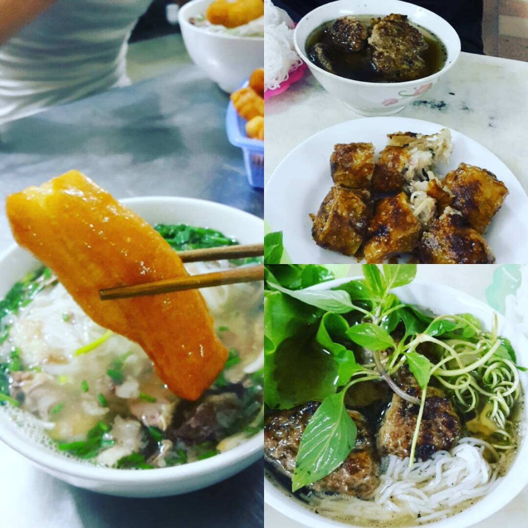 Vietnam: street food tour in Hanoi